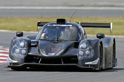 Onroak Automotive's new Ligier LMP3 lapping in LMP2 range