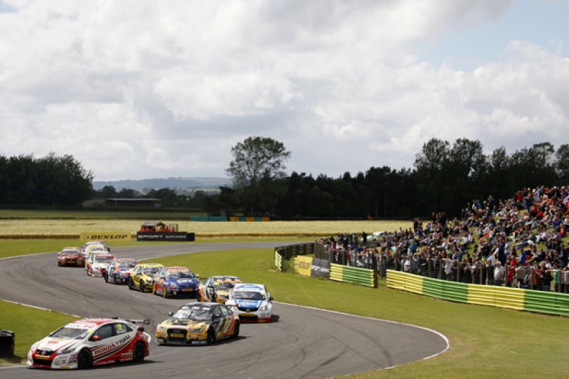 TOCA re-appointed to run British Touring Car Championship