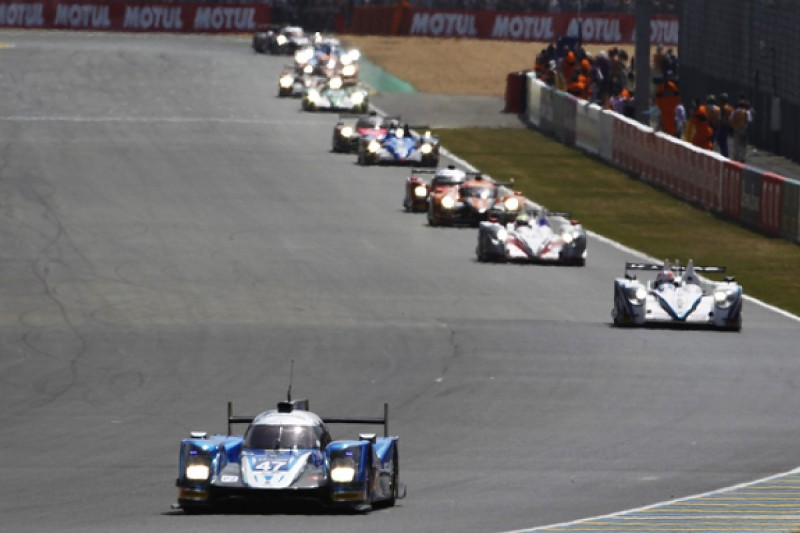 Dallara named among four constructors for new-for-2017 LMP2