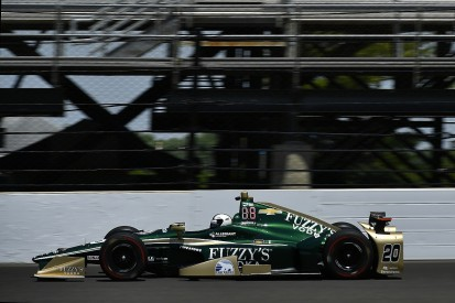 Carpenter tops third day of Indy 500 practice as Alonso goes fourth