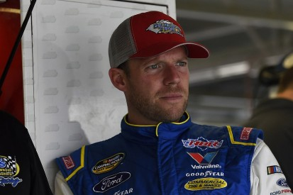 Regan Smith to stand in for injured Aric Almirola in NASCAR All-Star
