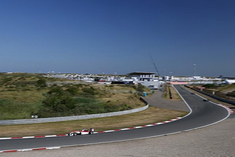 European F3 Zandvoort: Felix Rosenqvist quickest in free practice