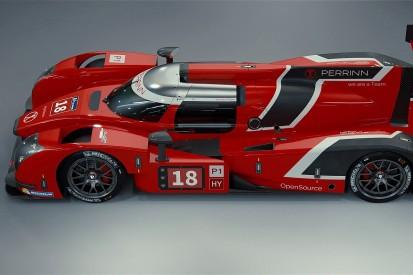 Perrinn LMP1 car to join World Endurance Championship grid in 2018