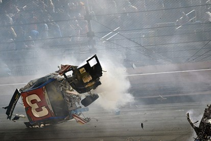NASCAR to evaluate safety changes following Austin Dillon crash