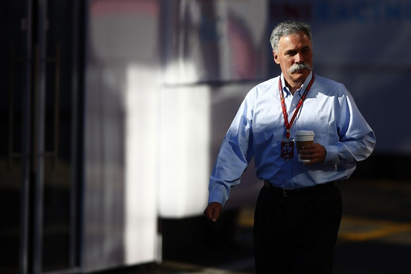 Chase Carey plans to bin F1's 'infamous' Concorde Agreement