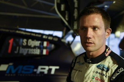 M-Sport ready to use team orders to help Ogier win 2017 WRC title