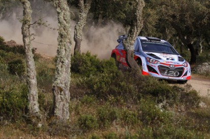 Hyundai's WRC team developing an R5-specification i20