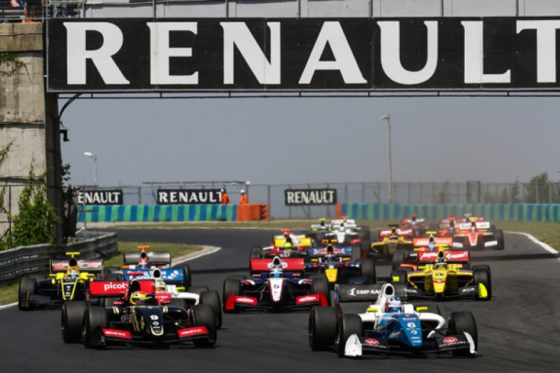Red Bull Ring's Formula Renault 3.5 Sunday double-header a one-off