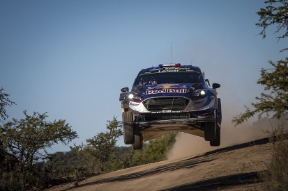 Sebastien Ogier gets new M-Sport Ford Fiesta WRC for Portugal
