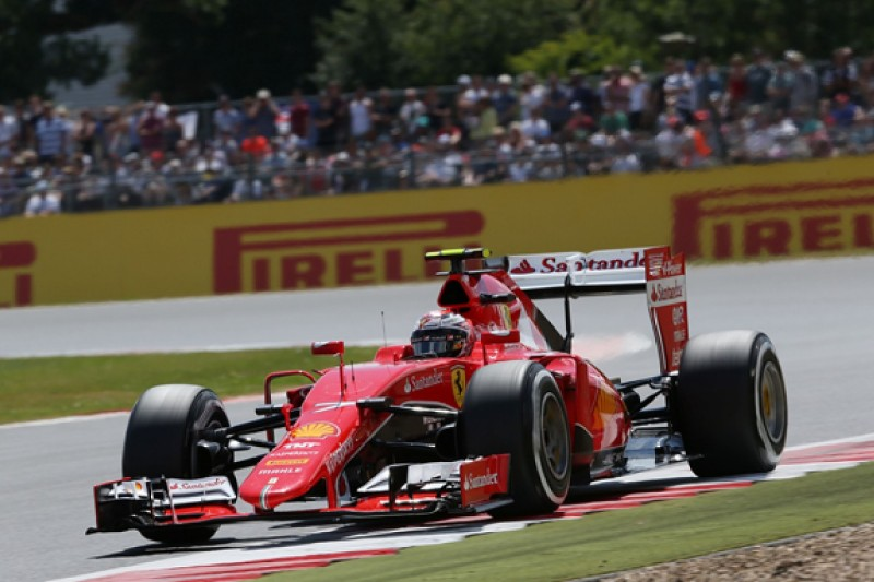 Kimi Raikkonen: Ferrari will respond to Williams F1 challenge