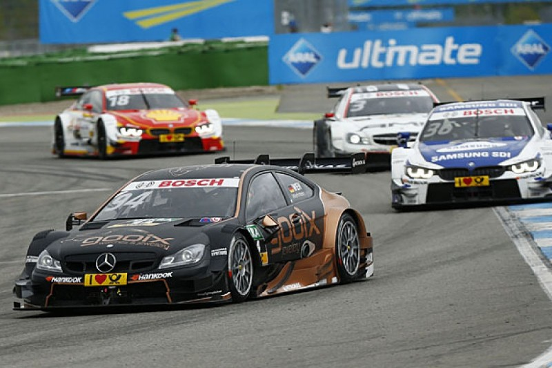 DTM needs to be included in F1 superlicence system - Coulthard