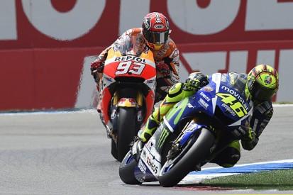 Honda says Valentino Rossi was 'cunning' in MotoGP battle at Assen