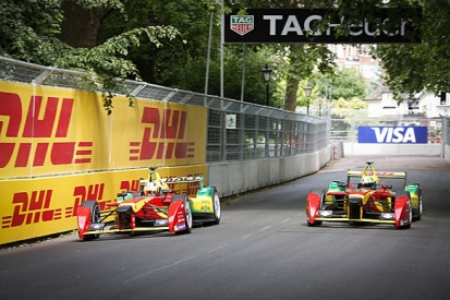 Abt 'in the middle' of 2015/16 Formula E powertrain development