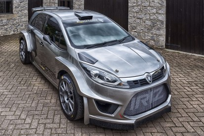 Proton set for WRC return in 2018 with new Iriz R5