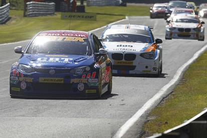 Dunlop evaluating hard BTCC tyre as replacement for soft in 2016