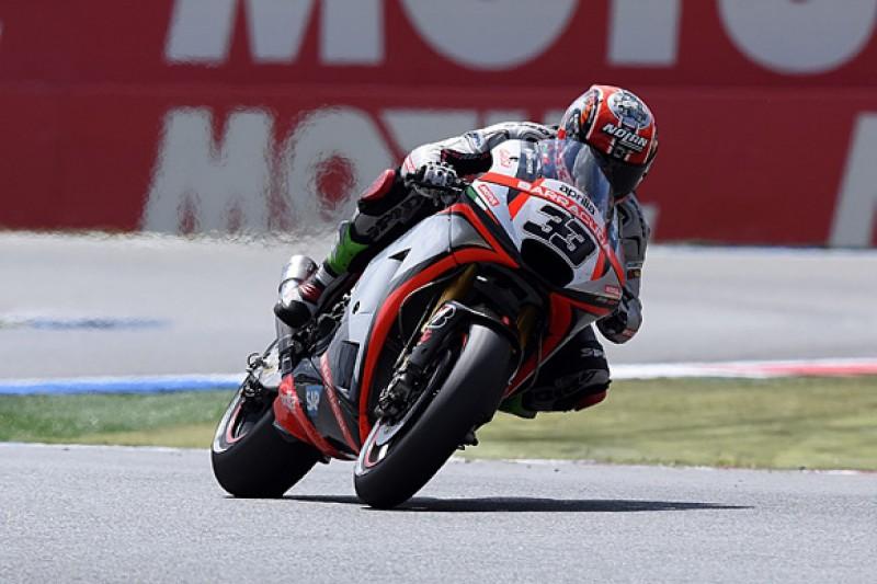 Marco Melanrdi parts ways with the Aprilia MotoGP team