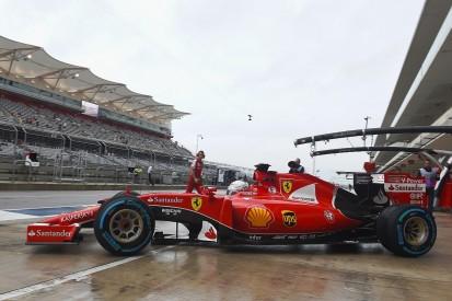 Ferrari to do Pirelli wet tyre test with 2015 Formula 1 car