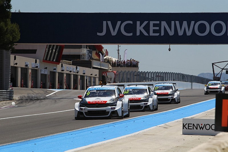 Citroen wants more World Touring Car Championship competition