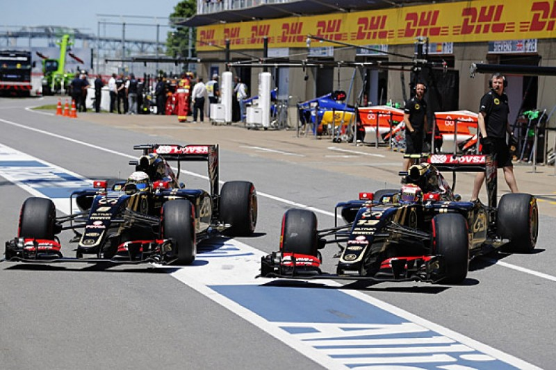 Lotus F1 team dealing with creditors after facing winding-up order