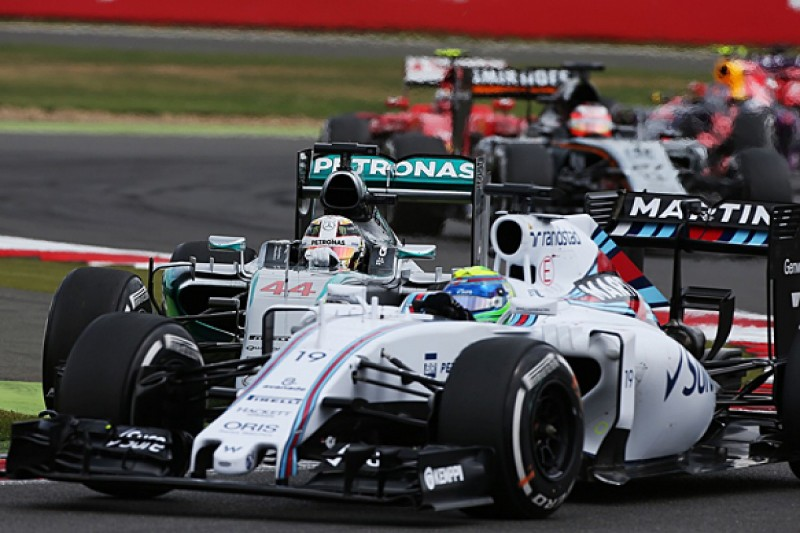 Mercedes: Williams F1 team was wrong-footed in British GP strategy