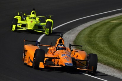 Fernando Alonso hails 'very positive' first Indianapolis pack laps