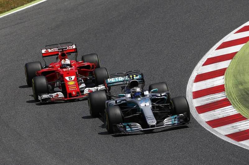 Valtteri Bottas: It was my job to hold up Vettel in F1 Spanish GP