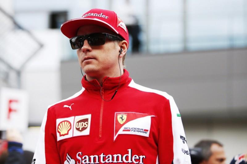Ferrari F1 boss Maurizio Arrivabene has sympathy for Kimi Raikkonen