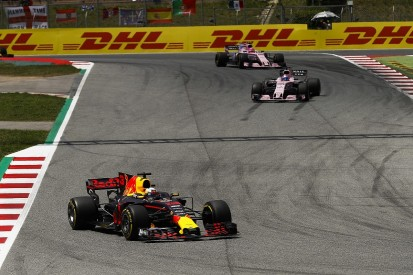 Red Bull and Force India: We're not rivals in F1 2017