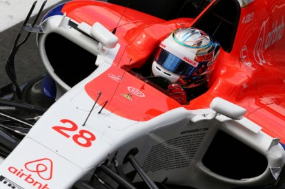Errors cost Manor shot at Silverstone F1 points - Will Stevens