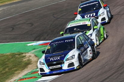 BTCC to conduct turbo boost analysis during Oulton Park round