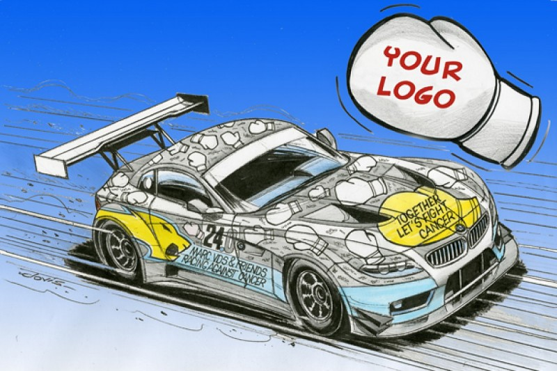 Marc VDS-run BMW to raise funds for charity during Spa 24 Hours