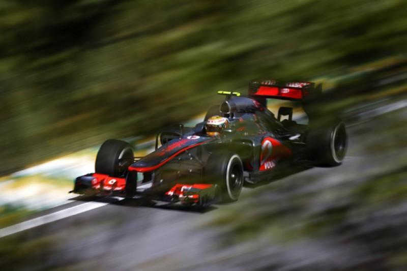 Lewis Hamilton: McLaren's Formula 1 problems hard to watch