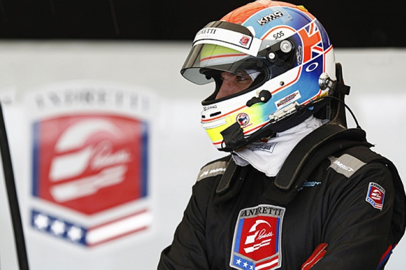 Justin Wilson to complete IndyCar season with Andretti Autosport