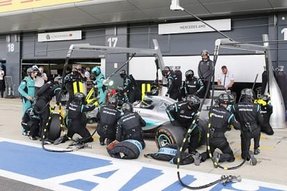 Mercedes F1 team bounced back from Monaco error in British GP