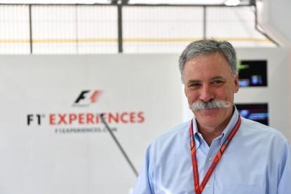 Chase Carey: Ferrari fan gesture shows F1 has changed in new era