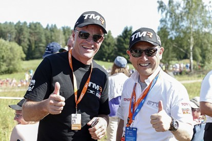 Tommi Makinen to become Toyota World Rally Championship team boss