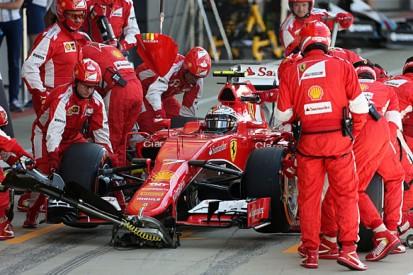 British GP: Ferrari F1 chief Arrivabene says glass 'half empty'