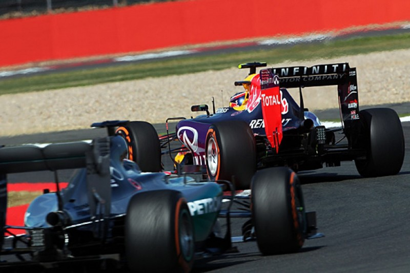 Mercedes open to supplying Red Bull with Formula 1 engines