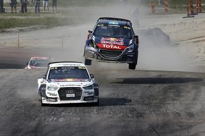 Holjes World Rallycross: Ekstrom wins after Hansen is penalised