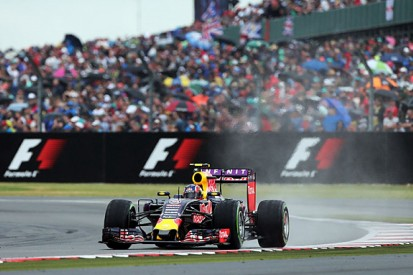 British GP spin cost Daniil Kvyat chance to fight for F1 podium