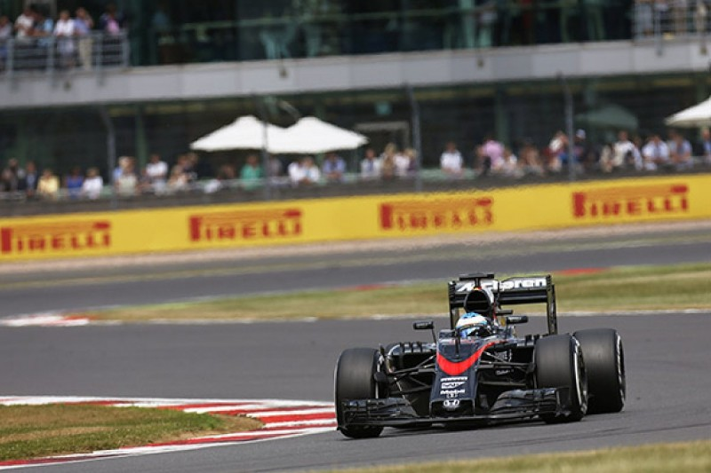 British Grand Prix: 'No party' for Alonso's McLaren-Honda point