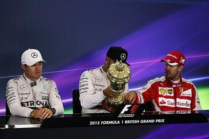 British Grand Prix: Post-race press conference