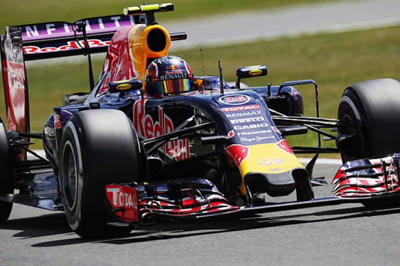 Aston Martin in F1 talks with Red Bull over Mercedes engine deal