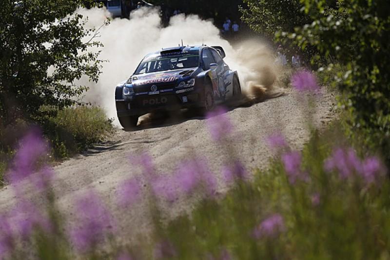 Rally Poland: Sebastien Ogier defeats Andreas Mikkelsen to win