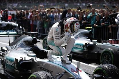 British GP: Lewis Hamilton takes hard-fought home Formula 1 win