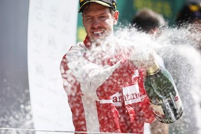 British Grand Prix: Sebastien Vettel says Ferrari podium not a gift