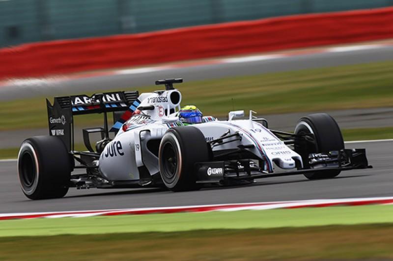 "British Grand Prix: Williams ""pleasantly surprised"" by Ferrari gap"