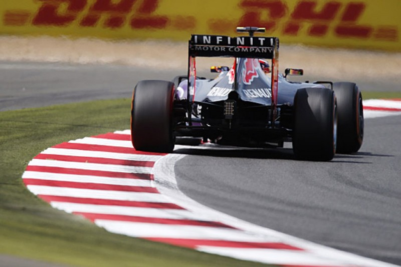 F1 drivers 'on thin ice' with track limits at British Grand Prix