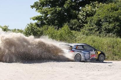 Rally Poland: Sebastien Ogier extends lead despite road position