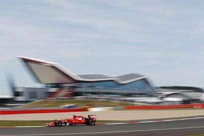 British Grand Prix: Kimi Raikkonen says Ferrari isn't falling back